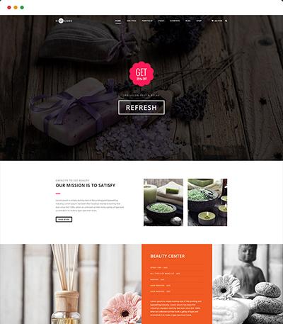 H-Code – Responsive & Multipurpose WordPress Theme